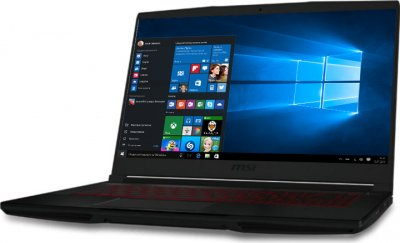 Ноутбук MSI GF63 Thin 8SC (GF638SC-052NL)