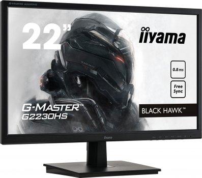 "Монітор 21.5"" Iiyama G-Master G2230HSU-B1"
