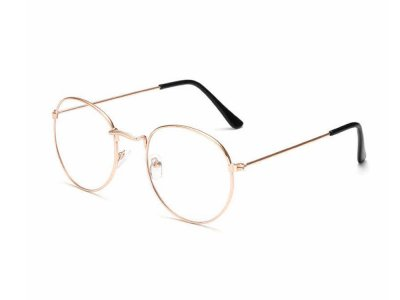 Очки Vintage Имиджевые Винтажные для чтения Золотой (1005-660-02)