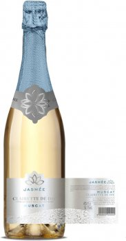 Ігристе вино Jasmee Clairette De Die Muscat біле солодке 0.75 л 7% (3530705000793)