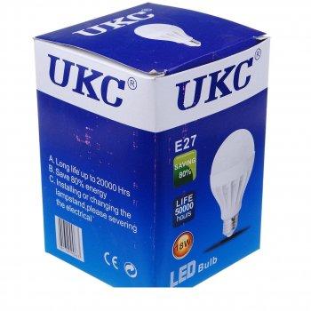 Лампочка светодиодная UKC Led E27-18W