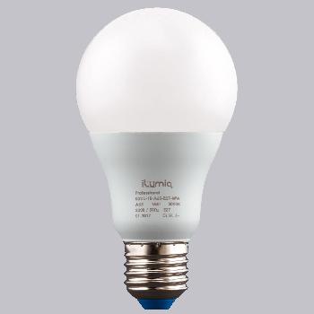 Світлодіодна лампа Ilumia 15Вт, цоколь Е27, 3000К (теплий білий), 1500Лм (002)