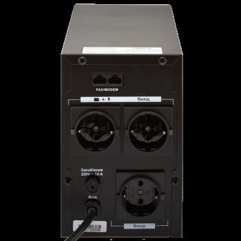 ДБЖ лінійно-інтерактивний LogicPower LPM-L1550VA(1085Вт)