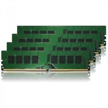 Модуль пам'яті для комп'ютера DDR4 64GB (4x16GB) 2400 MHz eXceleram (E464247AQ) 4, 2400 MHz, CL17, 1
