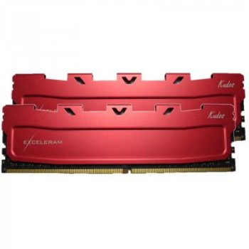 Модуль пам'яті для комп'ютера DDR4 16GB (2x8GB) 3000 MHz Red Kudos eXceleram (EKRED4163016AD) Тип па