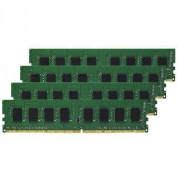 Модуль пам'яті для комп'ютера DDR4 32GB (4x8GB) 2133 MHz eXceleram (E43221AQ) Тип пам'яті - DDR 4, о