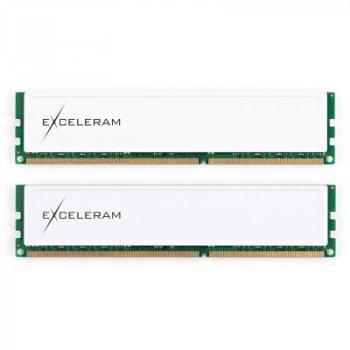 Модуль пам'яті для комп'ютера DDR3 16GB (2x8GB) 1600 MHz White Sark eXceleram (E30308A)