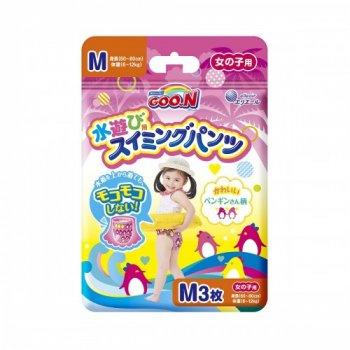 Підгузки-трусики Goo.N XL 12 - 20 кг для дівчаток 38 шт (853630)