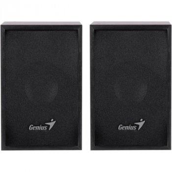 Акустична система 2.0 Genius SP-HF160 Black USB (31731063100)