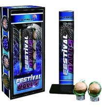 Мортиры Maxsem FESTIVAL BALL 12 шт (VS-0044)