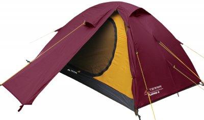 Палатка Terra Incognita Platou 2 Вишневый (4823081505808)
