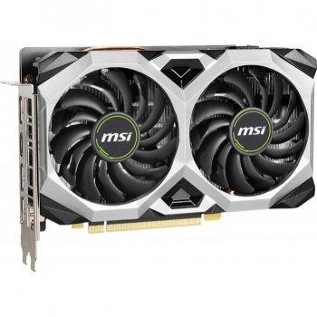 MSI PCI-Ex GeForce GTX 1660 Super Ventus XS OC 6GB GDDR6 (192bit) (1815/14000) (HDMI, 3 x DisplayPort) (GTX 1660 SUPER VENTUS XS OC)