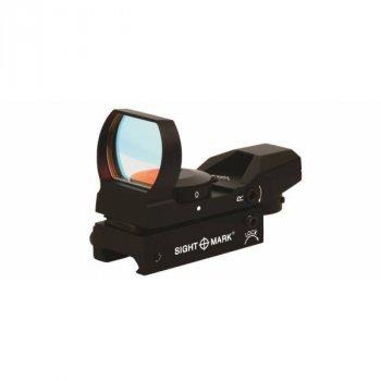 """Коліматорний приціл Sightmark SM13003B-DT 1Х33 на планку 11 мм """"ластівчин хвіст"""""""