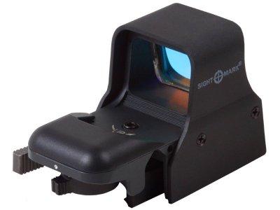 Коліматорний приціл Sightmark SM14002 быстросьемный з режимом для Приладів Нічного Бачення (ПНВ)