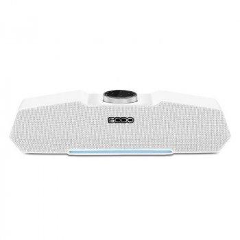 Бездротова Bluetooth колонка SODO L7-LIFE White JKR | Оригінал