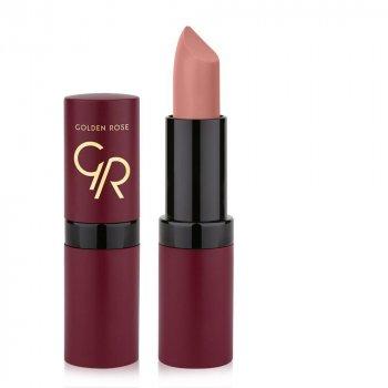Матова помада для губ Golden Rose Velvet Matte 4,2 g Тон 27 (8691190466275)