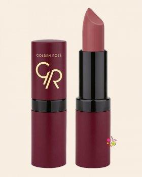 Матовая губная помада Golden Rose Velvet Mattе 4,2g Тон 16 (8691190466169)