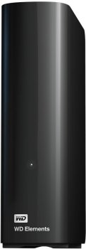 "Жорсткий диск Western Digital Elements Desktop 10TB WDBWLG0100HBK-EESN 3.5"" USB 3.0 External Black"