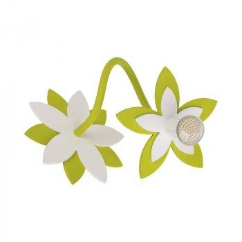 Світильник настінний Nowodvorski FLOWERS GREEN 6897