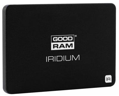 "Накопичувач SSD 120Gb GOODRAM IRIDIUM 2.5"" SATAIII MLC (RETAIL, SATA-III, SSDPR-IRID-120)"