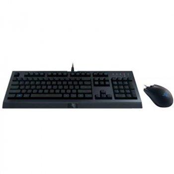Комплект (клавіатура, миша) Razer Cynosa Lite + Abyssus Lite (RZ84-02740400-B3R1) Black USB
