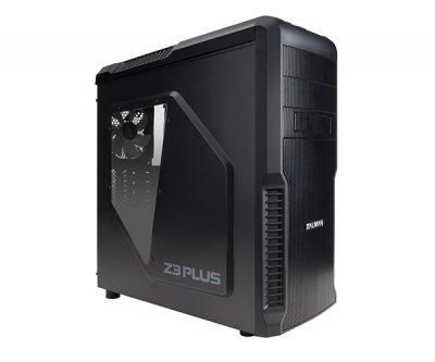 Корпус Zalman Z3 Plus Black без БП
