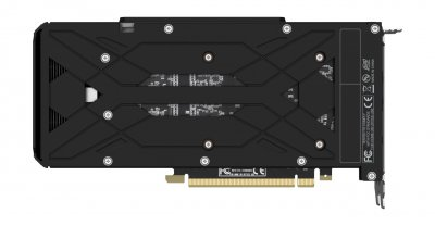 Відеокарта GF RTX 2060 Super 8GB GDDR6 GamingPro Palit (NE6206S019P2-1062A)