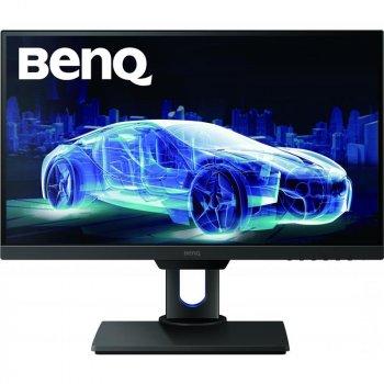 """Монітор BenQ 25"""" PD2500Q (9H.LG8LA.TSE) IPS Grey; 2560х1440, 4 мс, 350 кд/м2, HDMI, mini Display Port, Display Port, USB3.1, динаміки 2х2 Вт, Pivot"""