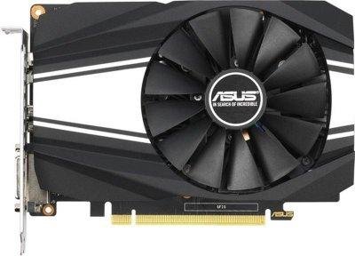 Відеокарта GF GTX 1660 Super 6GB GDDR6 Phoenix OC Asus (PH-GTX1660S-O6G)