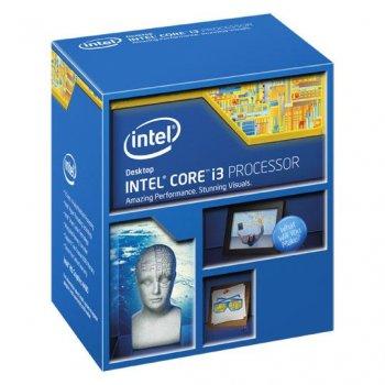 Процесор Intel Core i3 4130 3.4 GHz (3mb, Haswell, 54W, S1150) Box (BX80646I34130)