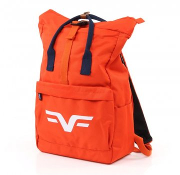 "Рюкзак для ноутбука 17"" Frime Fresh Orange"