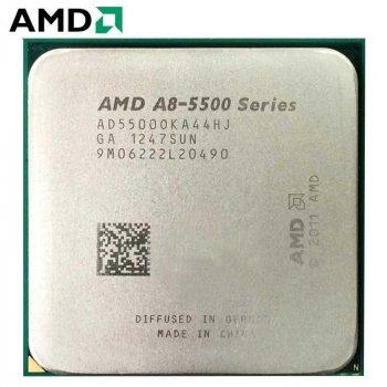 Процесор AMD Trinity A8-5500K 3.2 GHz sFM2+ ( AD5500OKA44HJ ) Б/У
