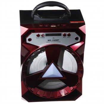 Акустическая система Speaker (MS-240 Вт) Красный