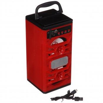 Акустична система Speaker (JHV-V 902) Червоний