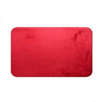 Килимок у ванну STENSON 40 х 60 см (R21707) Червоний