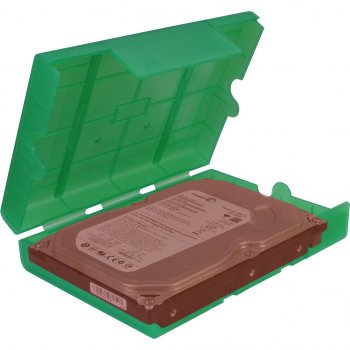 "Бокс Argus для HDD/SSD 2.5"" зелений (88885392)"