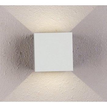 Настінний світильник Crystal Lux Clt 520W WH