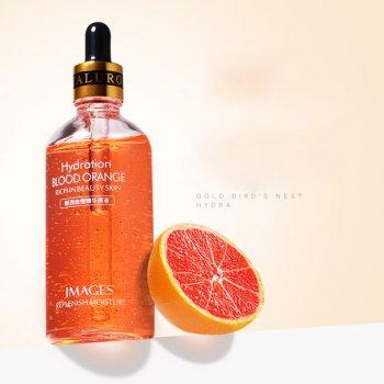 Увлажняющая сыворотка с экстрактом масла красного апельсина Images Blood Orange Essence. 100мл.(0132)