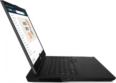 Ноутбук Lenovo Legion 5 17IMH05 (82B30091RA) Phantom Black