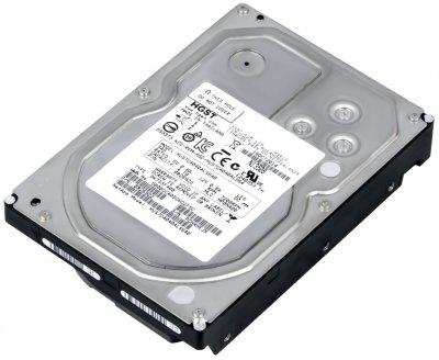 """Жорсткий диск 4Tb HGST Ultrastar 7K4000 (3.5"""", 7200 RPM, 64 Mb, SAS 2.0, 0B26922/HUS724040ALS640) Б/У"""