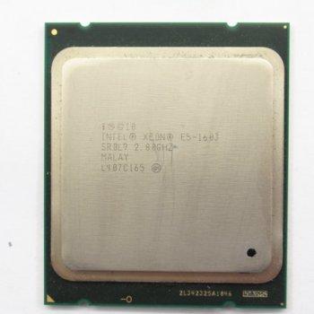 Процессор Intel Xeon E5-1603 (s2011/4x2.8GHz/0GT/s/10MB/130Вт) Б/У