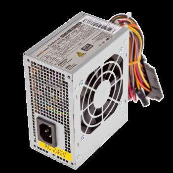 Блок питания LogicPower MICRO MATX 400W, fan 8 см, 2 SATA