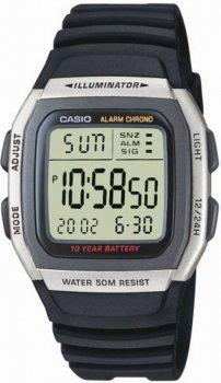 Чоловічий годинник CASIO W-96H-1AVES