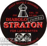 Свинцовые пули JSB Diablo Straton 0.535 г 500 шт (14530511)