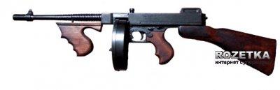 Макет автомата Thompson M1 1928р., дисковий магазин (1092)