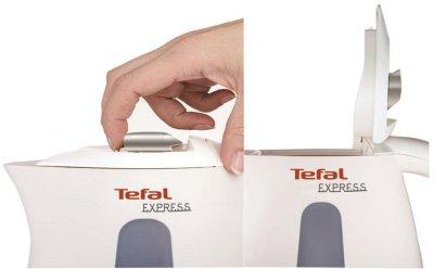 Електрочайник TEFAL EXPRESS 1.5L KO2991 White