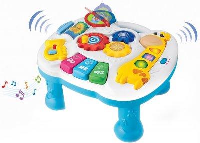 Музыкальный развивающий столик Keenway (K32702)