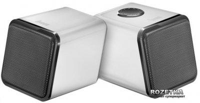 Акустична система Divoom Iris-02 USB White (I02USBWHT)
