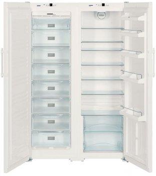 Холодильник LIEBHERR SBS 7212 (SGN 3063-22/SK 4240-23)