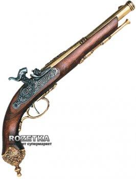 Макет кремінного пістолета Брешія, Італія 1825 рік, Denix (1013L)